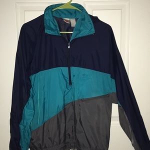Old Nike wind breaker jacket